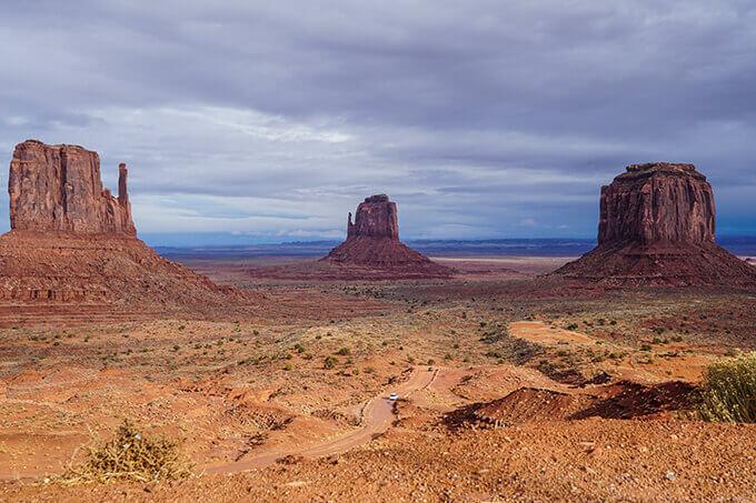 Arizona road trip - Monument Valley | www.viktoriastable.com