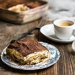 Classic Italian tiramisu - possibly the best tiramisu you'll ever taste - it's so luscious, soft and airy, with the perfect balance of bitter and sweet. | www.viktoriastable.com