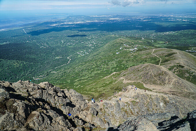 Flattop Mountain - Anchorage, Alaska