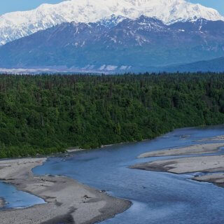 Into the wild Alaska { Part 1 }