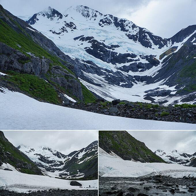 Into the wild Alaska - Byron Glacier, Alaska | www.viktoriastable.com