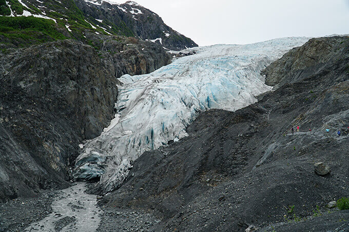 Into the wild Alaska - Exit Glacier, Alaska | www.viktoriastable.com