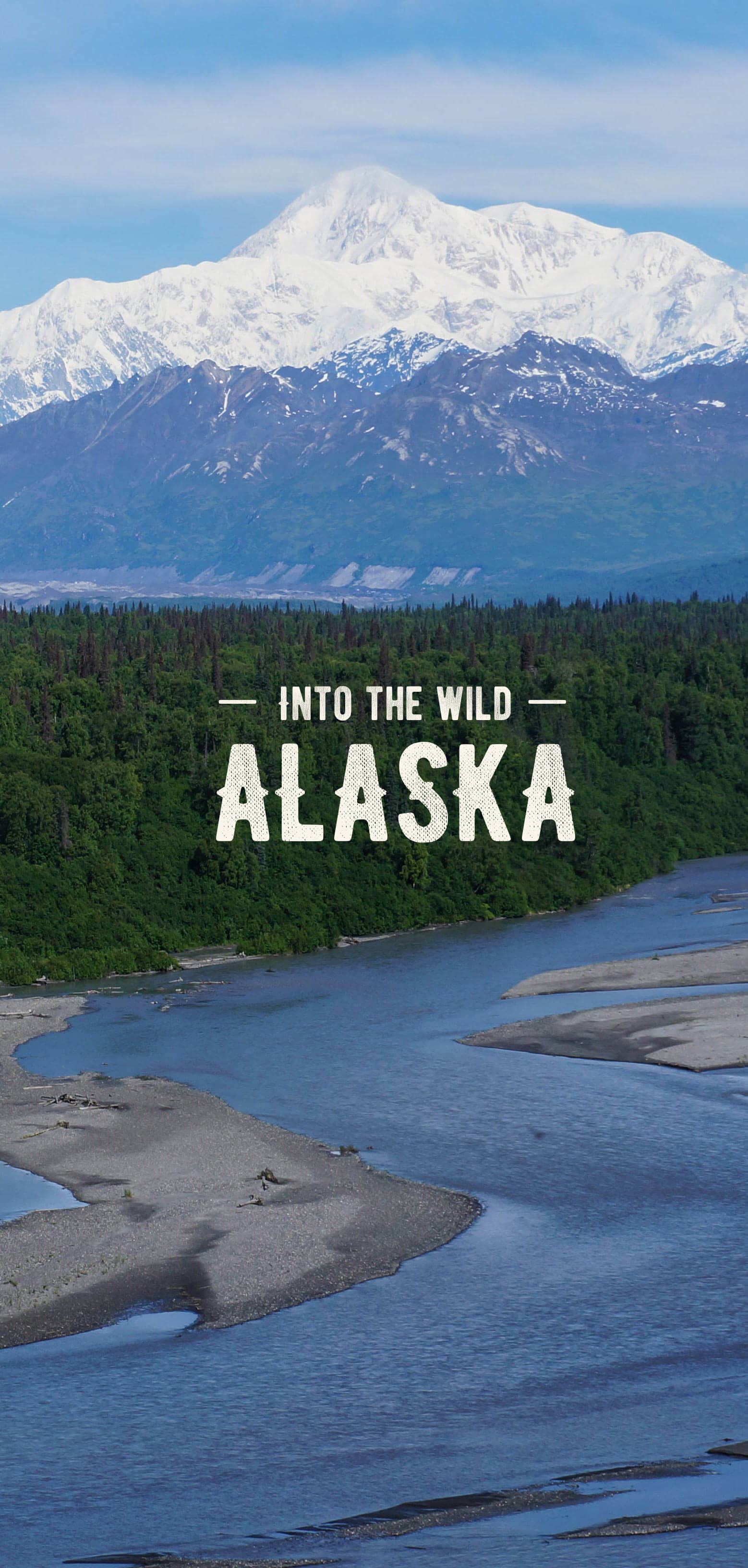 6-day road trip in Alaska: Denali, Kenai Fjords, Homer | www.viktoriastable.com
