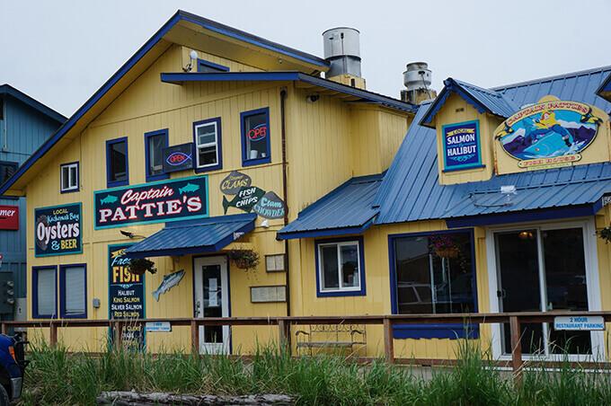 Into the wild Alaska - Captain Pattie's Fish House, Homer, Alaska | www.viktoriastable.com
