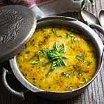Chicken artichoke lemon soup | www.viktoriastable.com
