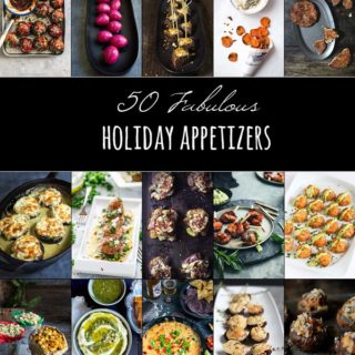 50 Fabulous Holiday Appetizers